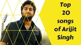 Gambar cover Best Of Arijit Singh | Top 20 Hit Song |Hindi  Hit  Songs Collection