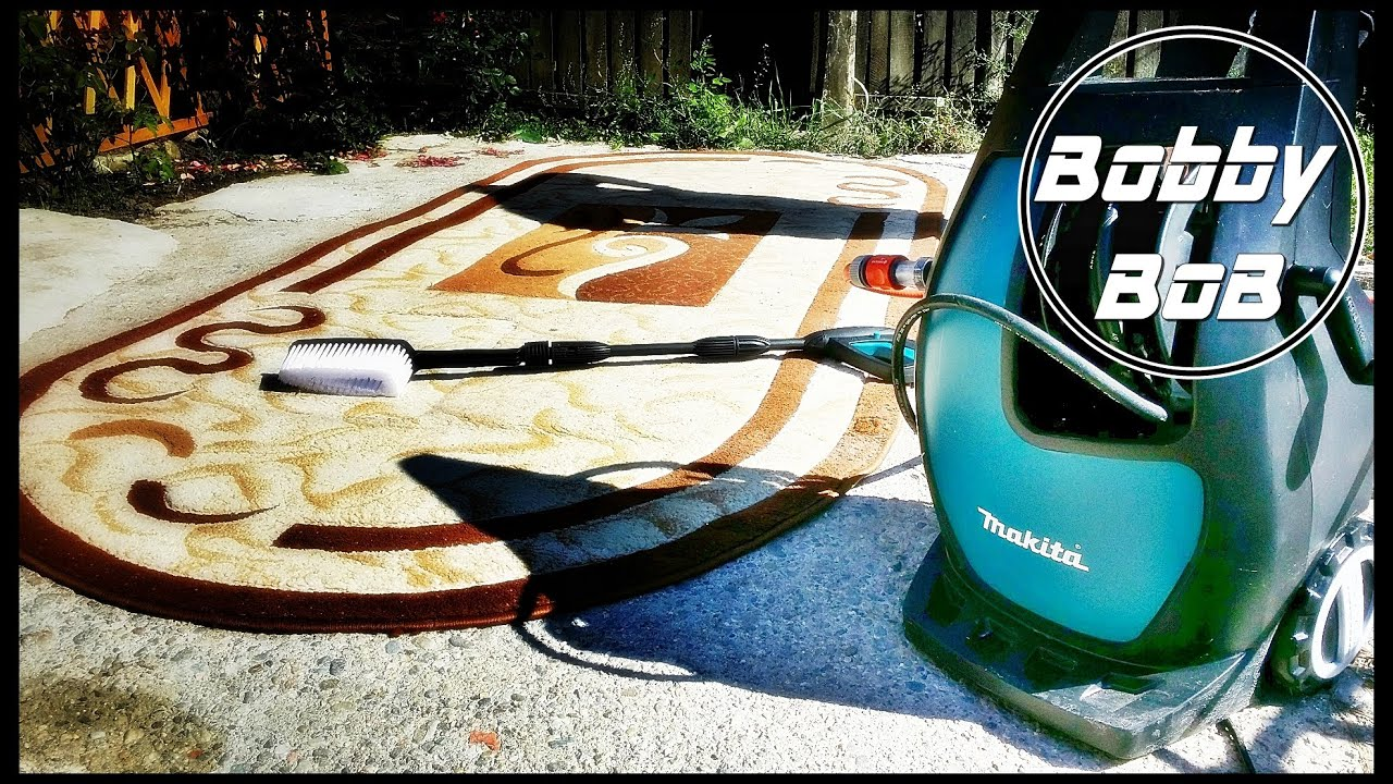 Super Makita hw111 - spalare covor - carpet cleaning - YouTube AI77