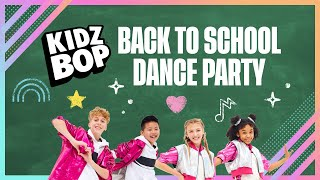 Back To School Dance Party! Featuring: Drivers License, Levitating, & Dynamite