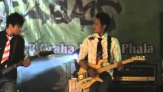 Cover Samsons Seandainya ~ Friendly Band