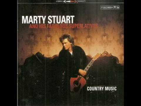 Marty Stuart ~  By George