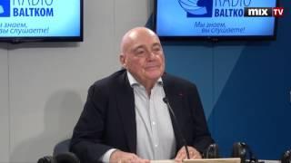 """Владимир Познер в программе """"Встретились, поговорили"""" #MIXTV"""