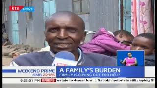 Nakuru family living in hopelessness after three children were born with cerebral palsy