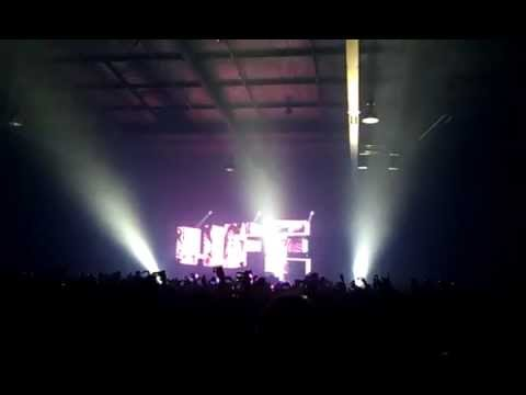 Tiesto Intro Club Life @ Intermills Factory (Malmedy)