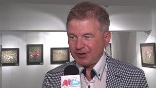 Выставка гравюр петербургского художника открылась в Волгограде