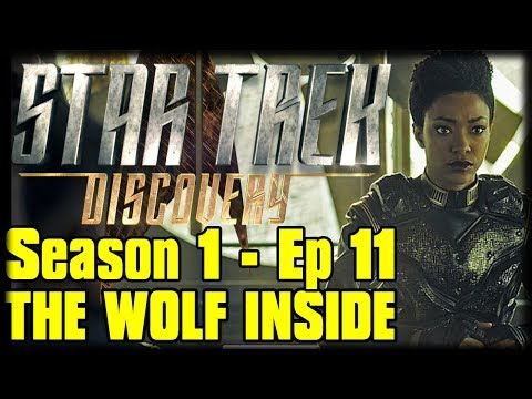 "Star Trek: Discovery Season 1 Episode 11 ""The Wolf Inside"