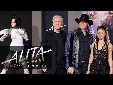 'Alita: Battle Angel' LA Premiere
