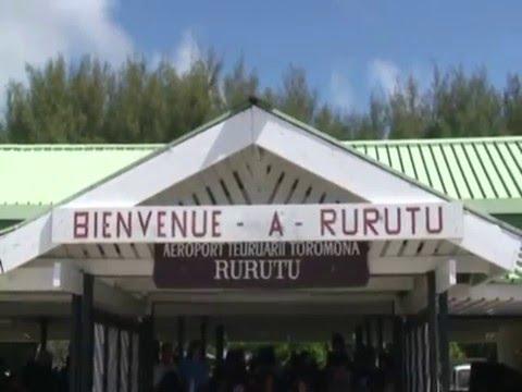 Rurutu French Polynesia
