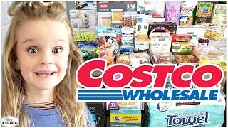 CRAZY BIG Costco Haul from FLORIDA 🛒  You Spent HOW much?!?