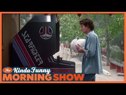 Bringing Back Beloved 80s Movies - The Kinda Funny Morning Show 04.05.18