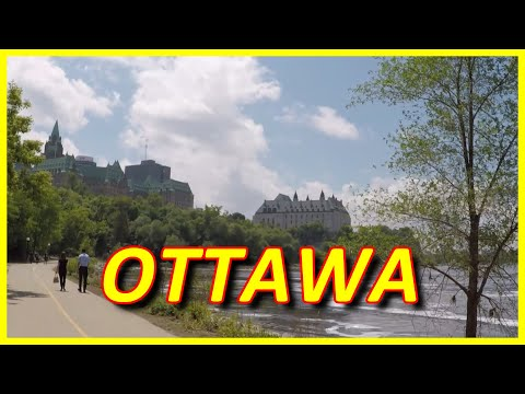 Ottawa, Canada | Walking Tour