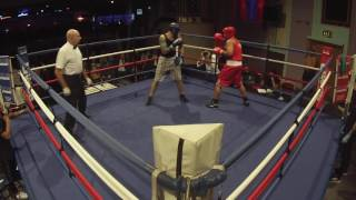 Ultra White Collar Boxing London | Ring 1 Fight 11