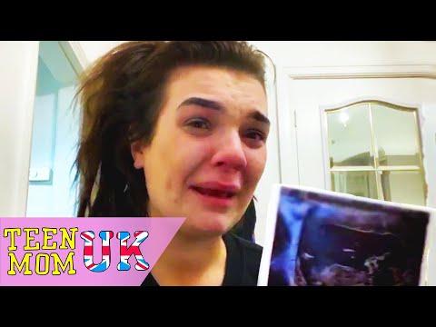EP #5: Amber Breaks Down Over Heartbreaking Pregnancy Issues | Teen Mom UK 6