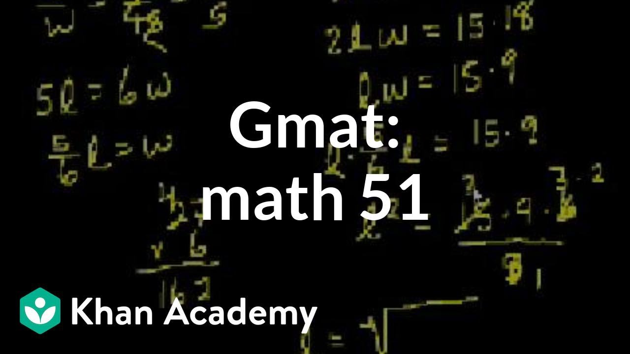Official Guide for GMAT Review, 2018 Edition – Problem Solving