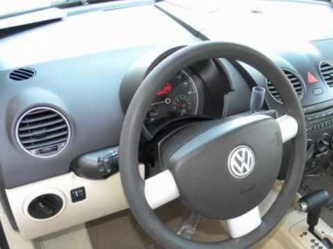 08 VOLKSWAGEN NEW BEETLE COUPE S AUTO TIPTRONIC 1 OWNER