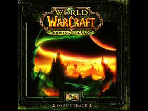 World of Warcaft: The Burning Crusade OST - Shadow Of The Necropolis (Exclusive Track)