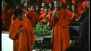 Watch Georgia Mass Choir Hes On The Mainline Now video