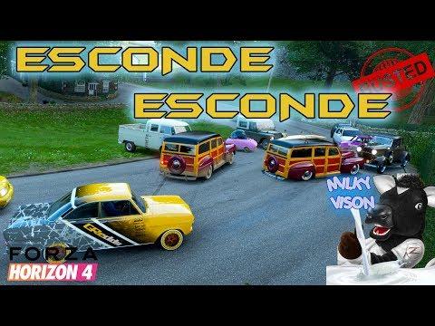 ESCONDE ESCONDE FORZA HORIZON 4 - MILKY VISION thumbnail