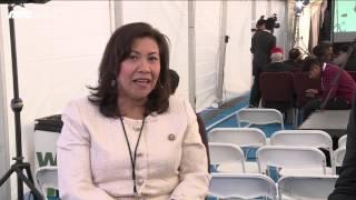 Studio Interview Norma Torres, US Congresswoman 35th District   Jalsa Salana West Coast USA 2015