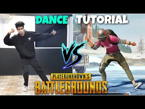 PUBG Dance Tutorial | தமிழ் | By Saro | The Dance Hype