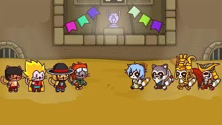 Ударный отряд КОТЯТ - Лига ВОИНОВ ФИНАЛ!!! Мультик ИГРА Strike Force Kitty