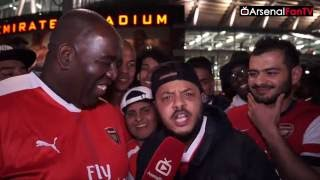 Arsenal vs Chelsea 3-0 | Hazard Better Than Alexis, What Are Chelsea Fans Smoking?