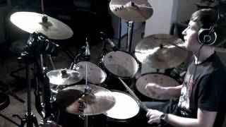 Mama told me - Lena - Drum Cover (Remix) HD