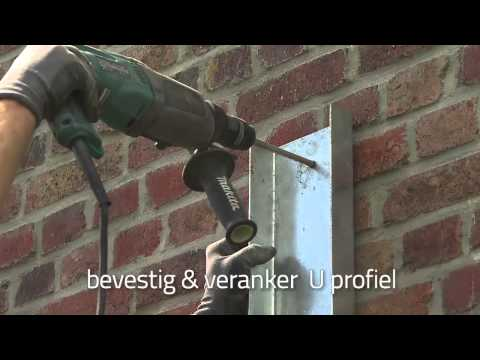 Giardino VARESE schanskorf - Installatie instructies - NL