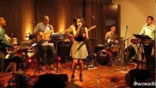 Eva Celia feat Indra Lesmana - Aku Ingin
