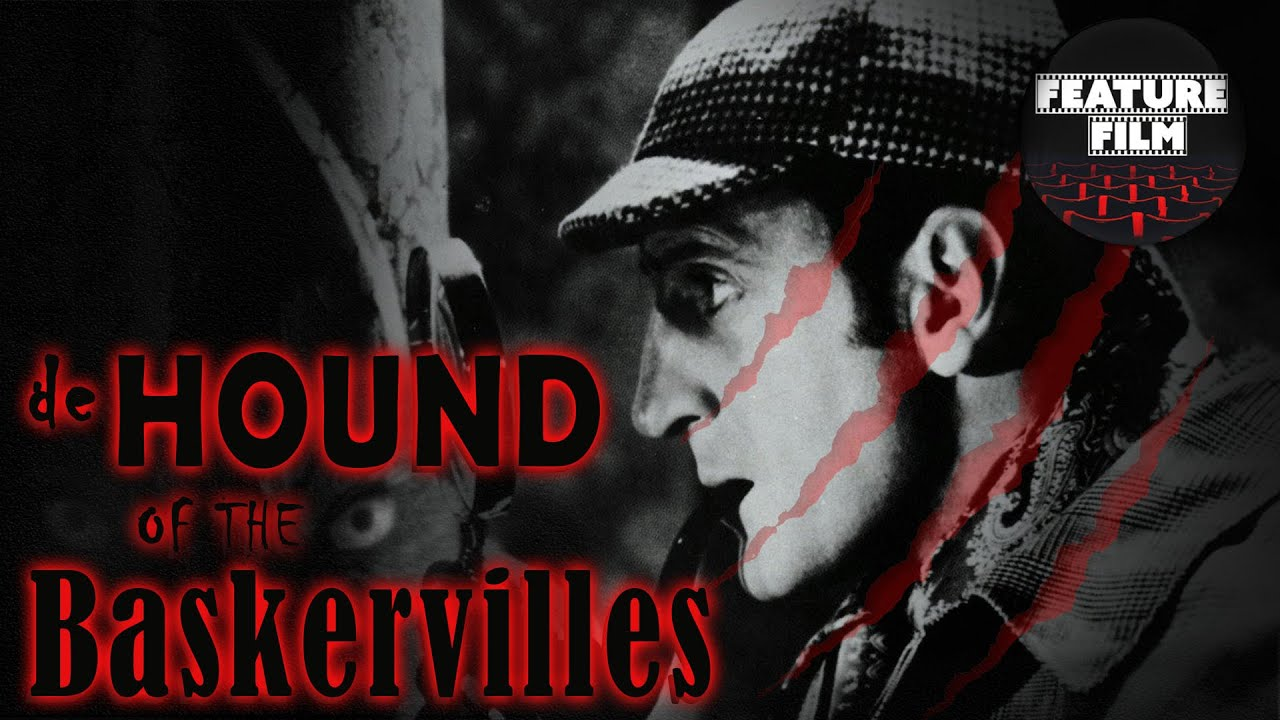 Download SHERLOCK HOLMES MOVIES   THE HOUND OF THE BASKERVILLES (1939)   classic movies   Basil Rathbone