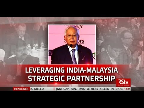 Discourse on    LEVERAGING INDIA MALAYSIA STRATEGIC PARTNERSHIP