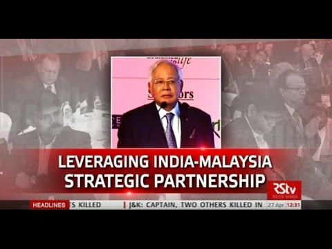 Discourse on    LEVERAGING INDIA MALAYSIA STRATEGIC PARTNERSHIP
