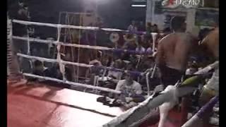 """Carlos """"El Mohicano"""" De Los Santos vs Tiago """"La Guadaña"""" Borgi"""