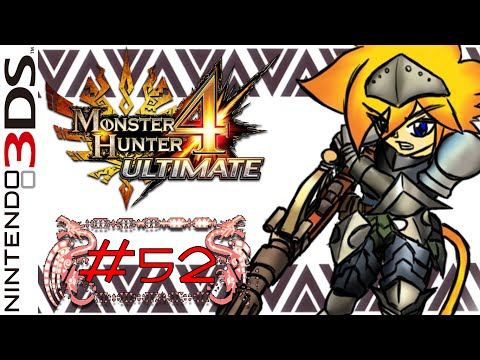 LZ : Monster Hunter 4 Ultimate #52 [Advanced : Naked and Afraid] | Guild Quest