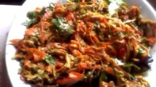 Thai Inspired Carrot Apple Noodle.salad (raw Food)