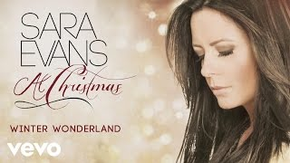 Watch Sara Evans Winter Wonderland video
