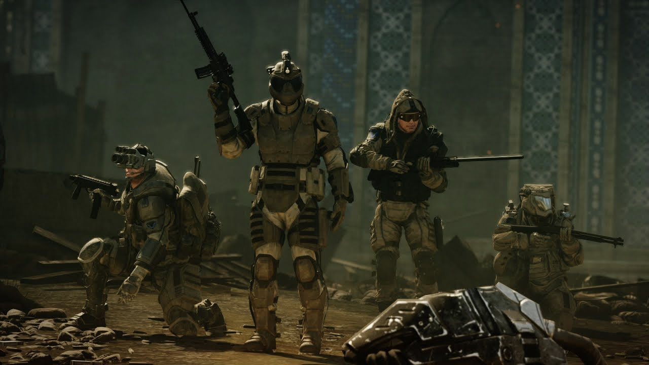 Warface Review - Gaming Nexus