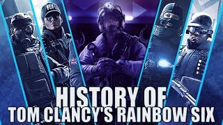 History of Tom Clancy