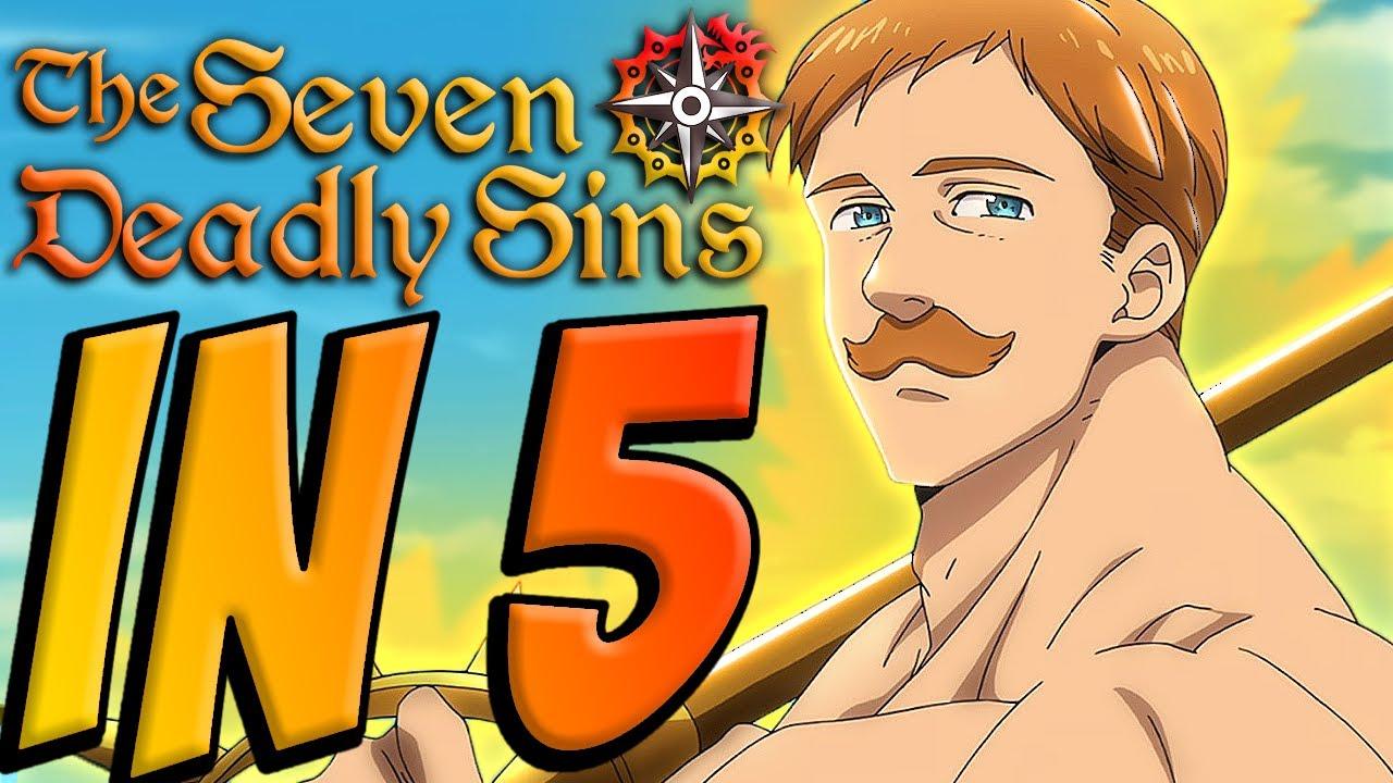 Download Seven Deadly Sins S2 IN 5 MINUTES   Nanatsu No Taizai