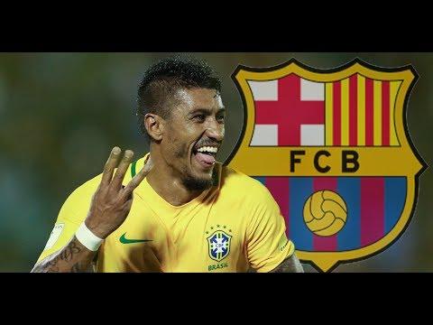 Paulinho - Welcome to Barcelona