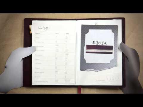 Daycraft Signature Wine Journal