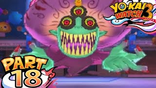 Yo-Kai Watch 3 Sushi and Tempura - Part 18 - Dream Weaver