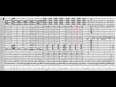 [NWC] Detective Conan Theme Marching Band Arrangement