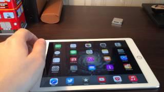 Apple iPad Air 2 - Опыт эксплуатации