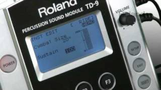 Roland TD-9KX V-Drums (3/6)
