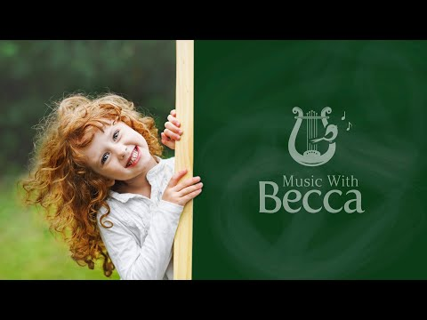 Music With Becca - Courtesy Class!