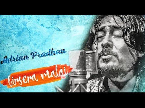 Birsera Malai Adrian Pradhan Lyrics Video + Guitar Chord | Lyrics Point Nepal