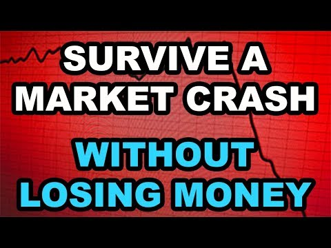 What to do if the Stock Market Crashes – Without Losing Money! *According to Statistics*
