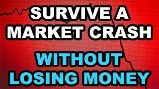 What to do if the Stock Market Crashes - Without Losing Money! *According to Statistics*