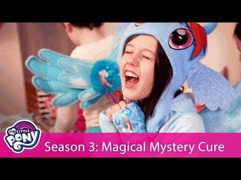 Pony Costume Party & 'Magical Mystery Cure' PonyChat | MLP: Friendship is Magic Aftershow